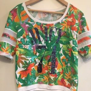 Juicy Couture Tropical Women Pullover